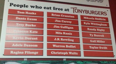 Photo of Burger Joint Tonyburgers at 331 W Parrish Ln, Centerville, UT, United States