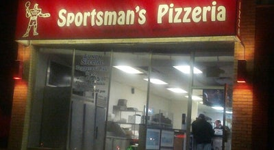 Photo of Pizza Place Sportsman's Pizzeria at 2425 Fort St, Wyandotte, MI 48192, United States