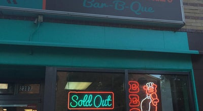 Photo of BBQ Joint Roaming Buffalo Bar-B-Q at 2387 S Downing St, Denver, CO 80210, United States