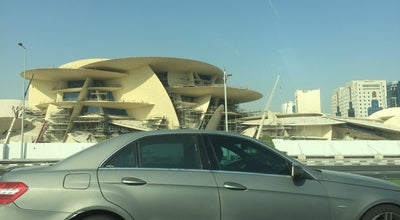 Photo of Art Museum National Museum of Qatar at Qatar