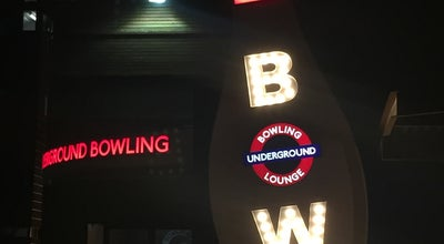 Photo of Bowling Alley Underground Bowling Lounge at 705 W Lancaster Blvd, Lancaster, CA 93534, United States