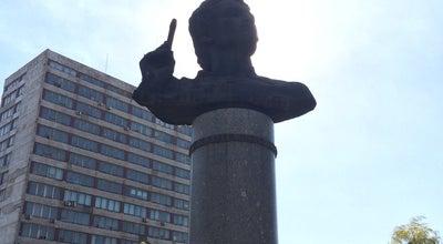 Photo of Monument / Landmark Памятник Архипу Куинджи at Просп. Ленина, Mariupol, Ukraine