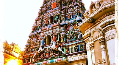 Photo of Hindu Temple Sri Mahamariamman Temple at Jalan Tun H.s. Lee, Kuala Lumpur 50050, Malaysia