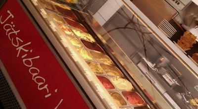 Photo of Ice Cream Shop Jätskibaari Vohveli at Yrjönkatu 14, Pori 28100, Finland