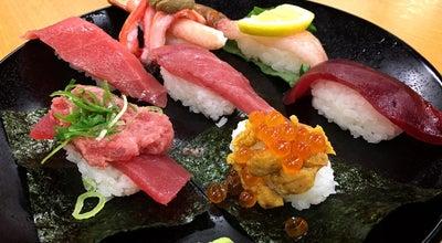 Photo of Sushi Restaurant スシロー 長浜店 at 小堀町405-1, 長浜市 526-0845, Japan