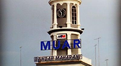 Photo of Park Muar Clock Tower at Muar 84000, Malaysia