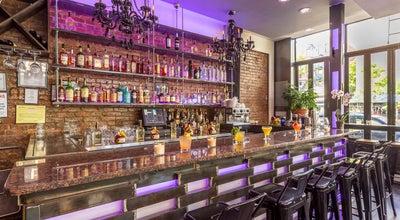 Photo of Caribbean Restaurant Ariel's Bistro at 293 E Houston St, New York, NY 10002, United States