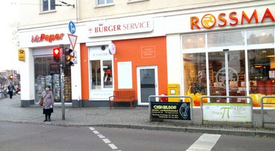Photo of Burger Joint Burgerservice at Richard-wagner-str. 1, Halle (Saale) 06114, Germany
