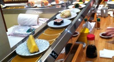 Photo of Sushi Restaurant Kulu Kulu Sushi at 76 Brewer St, Soho W1F 9TU, United Kingdom
