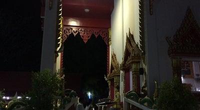 Photo of Temple วัดคลองคาง at Muang Nakhon Sawan, Thailand