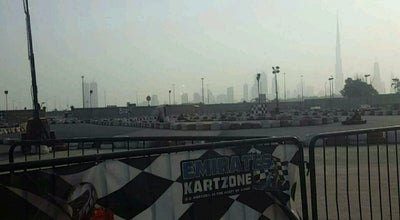 Photo of Racetrack Emirates Kart Zone at Inside Al Wasl Club, Dubai 11111, United Arab Emirates