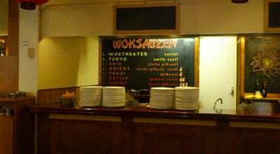 Photo of Asian Restaurant WokTheater at Nieuwe Tiendweg 2 A, Krimpen aan den IJssel 2923 AE, Netherlands