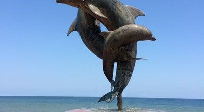 Photo of Beach Los Delfines Del Malecón at Mexico