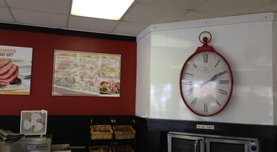 Photo of Sandwich Place Honeybaked Ham at 621 N Westover Blvd, Albany, GA 31707, United States