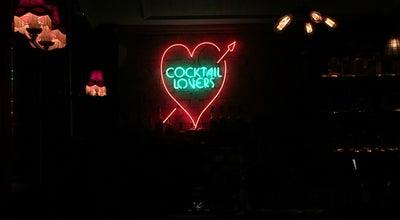 Photo of Cocktail Bar 5cc at 23 Exmouth Market, Finsbury EC1R 4QL, United Kingdom