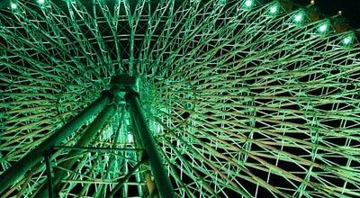 Photo of Theme Park Ride / Attraction 美麗華摩天輪 Miramar Ferris Wheel at 敬業三路20號, Taipei, Taiwan