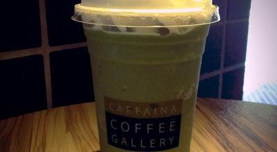 Photo of Coffee Shop 卡啡那 Caffaina Coffee Gallery at 左營區明誠二路243號, 左營區, Taiwan