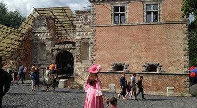Photo of Historic Site Site Archéologique Du Chateau De Boussu at Boussu, Belgium