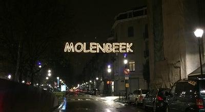 Photo of Town Molenbeek-Saint-Jean / Sint-Jans-Molenbeek at Molenbeek-Saint-Jean 1080, Belgium