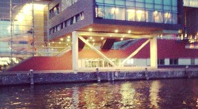 Photo of Jazz Club Bimhuis at Piet Heinkade 3, Amsterdam 1019 BR, Netherlands