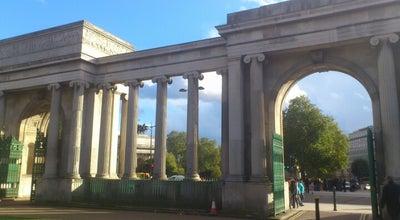Photo of Monument / Landmark Hyde Park Corner at Park Ln, London W1J, United Kingdom