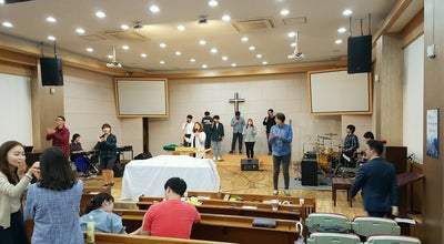Photo of Church 숭의교회 at 남구 독배로 485, 남구 22173, South Korea
