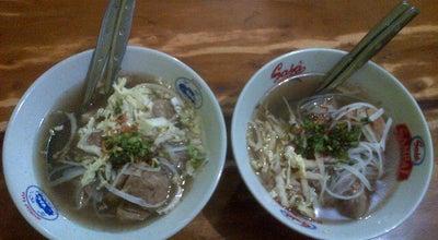 Photo of Asian Restaurant Bakso Tulang at Jl Raya Bromo, Probolinggo, Indonesia