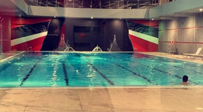 Photo of Water Park Swimming Pool @ Fitness Time at Saudi Arabia