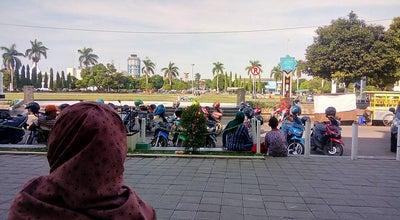 Photo of Mosque Masjid Agung Tegal at Alun-alun, Tegal, Indonesia