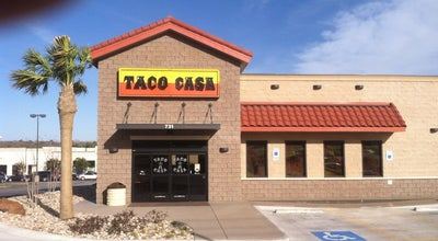 Photo of Mexican Restaurant Taco Casa at 701 S Industrial Blvd, Euless, TX 76040, United States