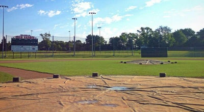 Photo of Baseball Field Round Lake Stadium at Eden Prairie, MN, United States