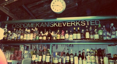 Photo of Bar Oslo Mekaniske Verksted at Tøyenbekken 34, Oslo 0188, Norway