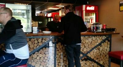 Photo of Pizza Place Gamla smiðjan at Lækjargata 8, Reykjavík 101, Iceland