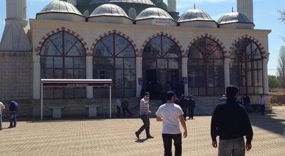 Photo of Mosque Kavaklı Merkez Camii at Silivri, İstanbul, Turkey