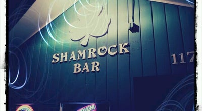 Photo of Gay Bar Shamrock Bar & Grille at 117 W Main St, Madison, WI 53703, United States