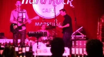 Photo of American Restaurant Hard Rock Café Marseille at 35 Cours Honoré D'estiennes D'orves, Marseille 13001, France