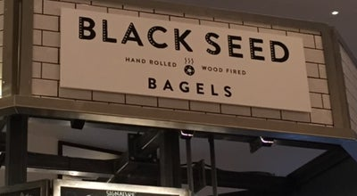 Photo of Bagel Shop Black Seed Bagels at Hudson Eats, Brookfield Place, New York, NY 10281, United States