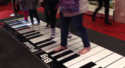 Photo of Toy / Game Store The Big Piano at 2 E 59th St, New York, NY 10153, United States