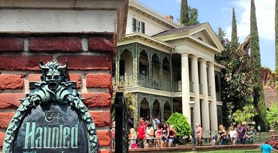 Photo of Theme Park Ride / Attraction Haunted Mansion at 1313 S Harbor Blvd, Anaheim, CA 92802, United States
