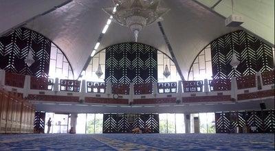 Photo of Mosque Masjid Negeri at Jalan Dato Hamzah, Seremban 70000, Malaysia