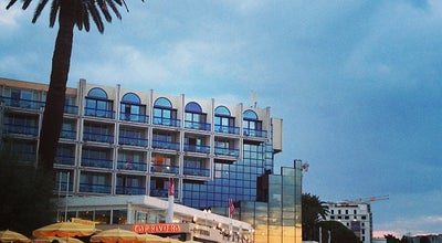 Photo of Beach Garden Beach Hotel Juan-les-Pins at 15-17 Boulevard Edouard Baudoin, Juan-les-Pins, France