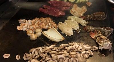 Photo of Japanese Restaurant Mori Teppan Grill at 120 W Stocker St, Glendale, CA 91202, United States