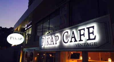 Photo of Cafe Pikap Cafe Vintage at Semerkand Line Avm, Beylikdüzü 34520, Turkey