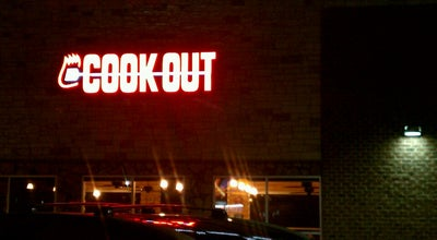 Photo of American Restaurant Cook Out at 1423 Hershberger Rd Nw, Roanoke, VA 24012, United States