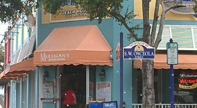 Photo of American Restaurant Mulligan's Beach House Bar & Grill at 61 Sw Osceola St, Stuart, FL 34994, United States