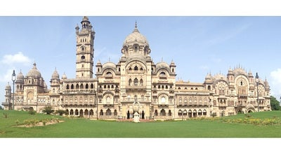 Photo of Historic Site Laxmi Vilas Palace at India