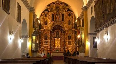 Photo of Church Templo de la Compañía de Jesús at Peru