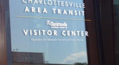 Photo of Historic Site Charlottesville Visitor Center at 610 E Main St, Charlottesville, VA 22902, United States