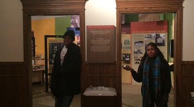 Photo of History Museum African American Museum at 55 12th Ave Se, Cedar Rapids, IA 52401, United States