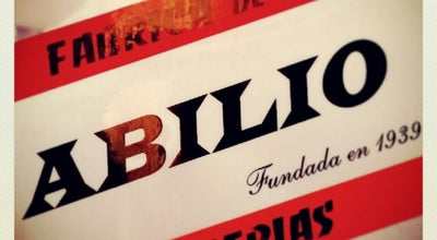 Photo of Bakery Abilio at Av. De Portugal, Salamanca, Spain